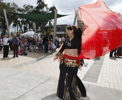 Melbourne Belly dancer - Moonee Valley