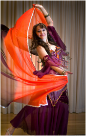 Hens Night Belly dance Melbourne
