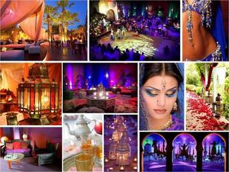 Hens night ideas - Arabian & Morrocan Themes Melbourne