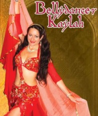 Belly Dancer Kaylah - Melbourne