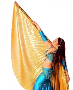 Melbourne belly dancer