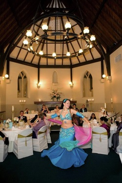 Belly dance shows for weddings - Melbourne