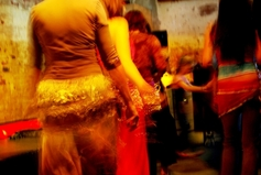 Belly dancing Hens night party