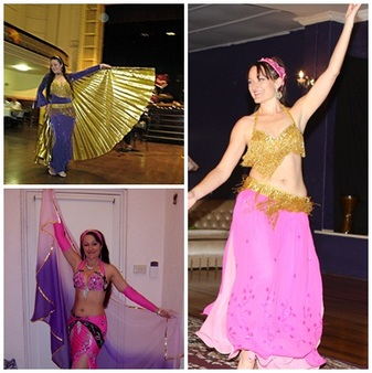 Hire a belly dancer Melbourne
