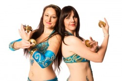 Belly Dance Duo Melbourne